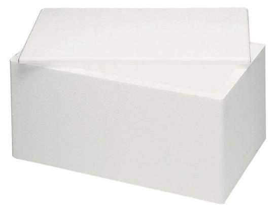 boite polystyrene 43 5 l avec couvercle ref81744 chrono. Black Bedroom Furniture Sets. Home Design Ideas