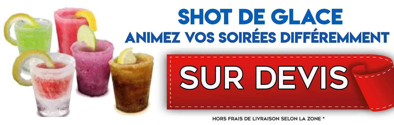 shot de glace