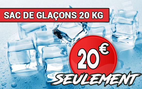 livraison glacon